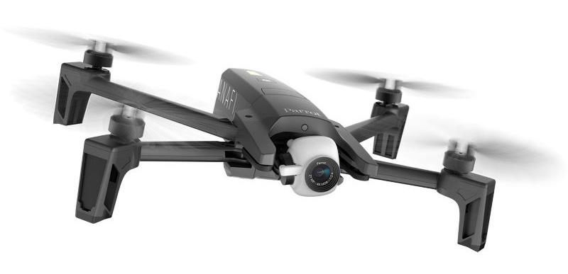 Drone Parrot Anafi en vol