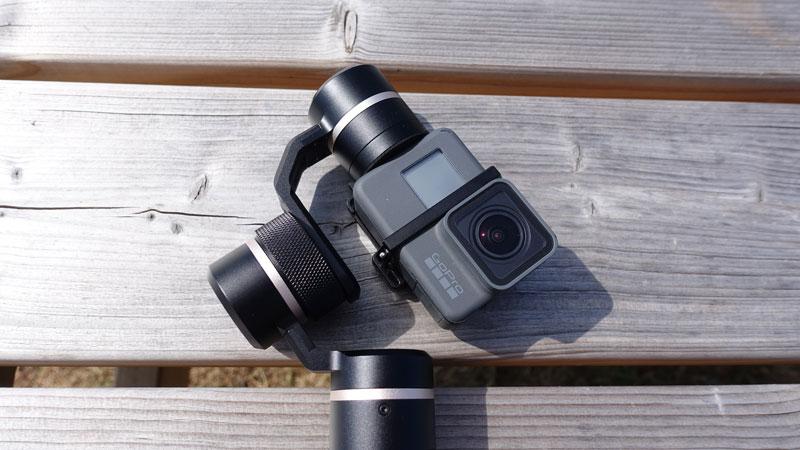 Feiyu G6 stabilisateur GoPro Hero Black 6