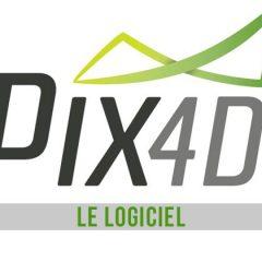 Présentation du logiciel Pix4D.