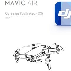 La notice du DJI Mavic Air en français est disponible !