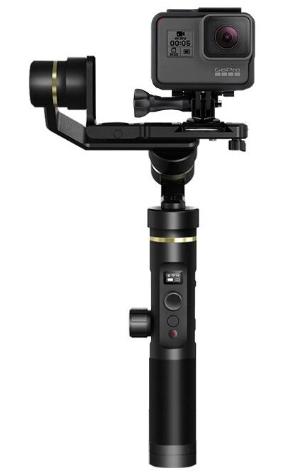 Feiyu G6 Plus stabilisateur GoPro