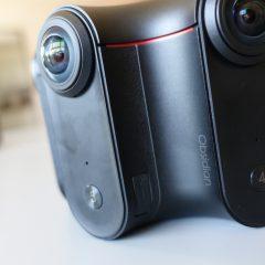 Présentation de la caméra 360° Kandao Obsidian S