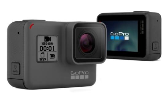 GoPro Hero 2018 caméra embarquée