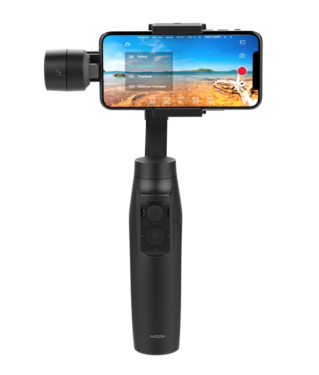 Moza Mini MI Gudsen stabilisateur pour smartphones