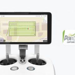 Installer Pix4d sur un DJI Phantom 4 Pro+