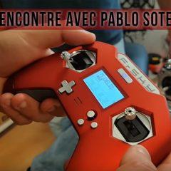 Rencontre et échange avec le youtubeur Pablo Sotes !