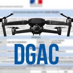 Homologation DGAC des DJI Mavic 2 Pro et Zoom