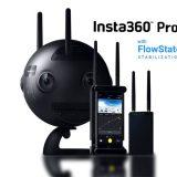 Insta360 Pro 2 avec live monitoring farsight