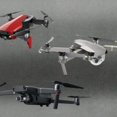 DJI Mavic 2 VS Mavic Pro VS Mavic Air