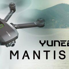 Yuneec Mantis Q, l'annonce !