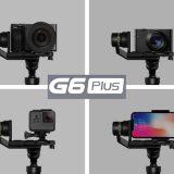 Feiyu G6 Plus : les compatibilités