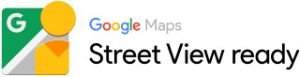 Google Maps Street View ready