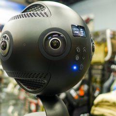 Insta360 Pro 8K, création d'une visite virtuelle à 360°