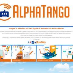 AlphaTango, comment faire l'enregistrement et la formation ?
