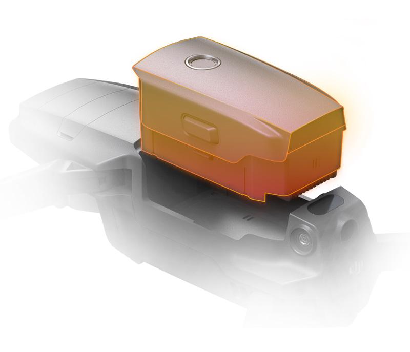 Batterie Mavic 2 Enterprise Autochauffante