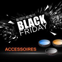 Les bons plans sur les accessoires caméras et drones du Black Friday chez studioSPORT
