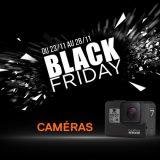 Les bons plans caméras du Black Friday chez studioSPORT
