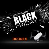 Les bons plans drones du Black Friday chez studioSPORT