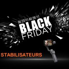 Les bons plans stabilisateurs du Black Friday chez studioSPORT