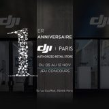 Le DJI Store Paris aura 1 an le 4 novembre !