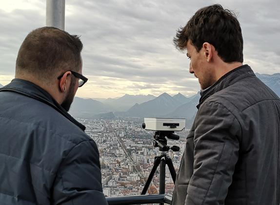 Enlaps, roi de la caméra timelapse made in France !