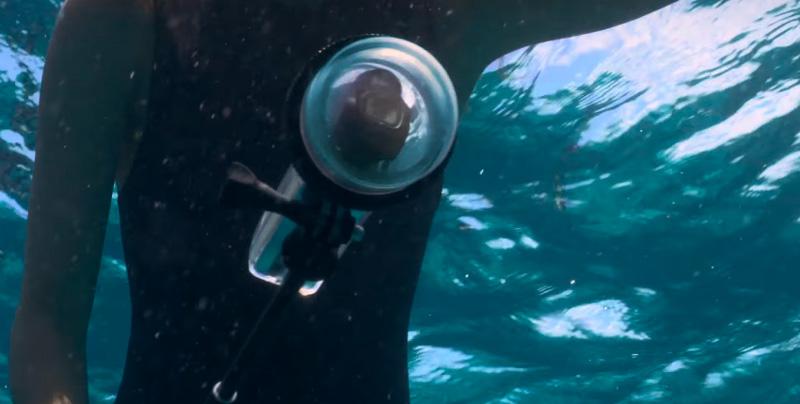 DJI Osmo Pocket étanche avec caisson