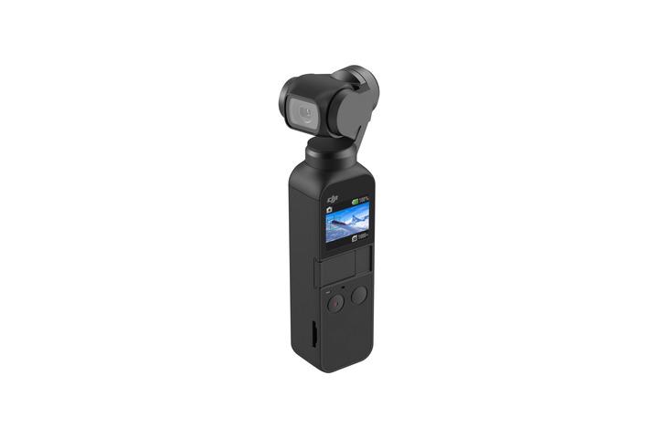 DJI Osmo Pocket avec écran tactile