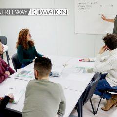 Partenariat entre Freeway Formation et studioSPORT