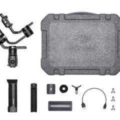 DJI Ronin-S Essentials Kit : Quelles différences avec le Ronin-S ?
