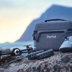 Le drone Parrot Anafi est disponible chez studioSPORT !