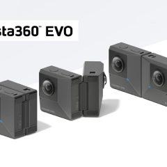 Insta360 EVO filmez en 360° et en 3D !