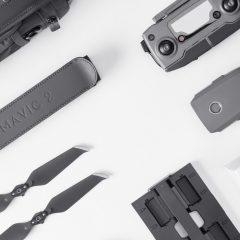 Mavic 2 : les meilleurs accessoires.