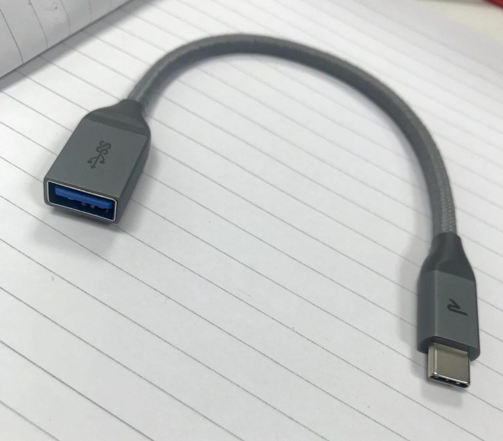 Câble USB Type C vers USB Type A