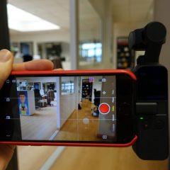 DJI Osmo Pocket: quels sont les téléphones compatibles ?