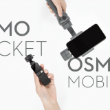 Osmo Mobile 2 VS Osmo Pocket : Lequel choisir ?