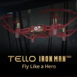 Tello Iron Man, la version Marvel du drone jouet DJI Tello