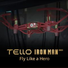 Tello Iron Man, la version Marvel du drone jouet DJI Tello