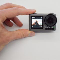 DJI Osmo Action, une sérieuse concurrente pour la GoPro Hero7 Black ?