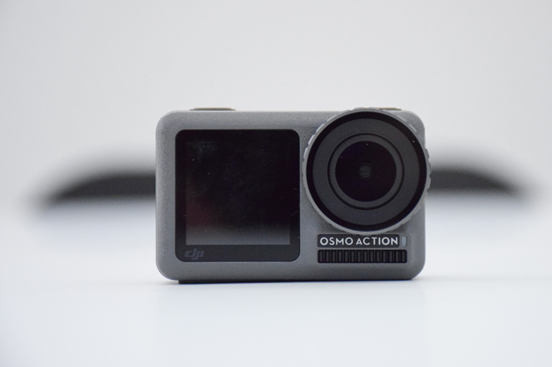 DJI Osmo Action de face