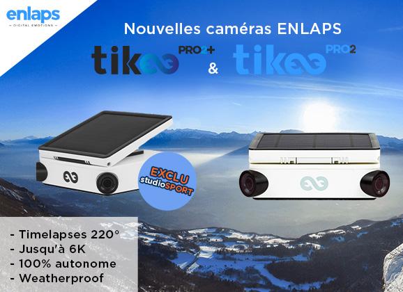 Enlaps TimeLapse TikeePro2 et TikeePro2+