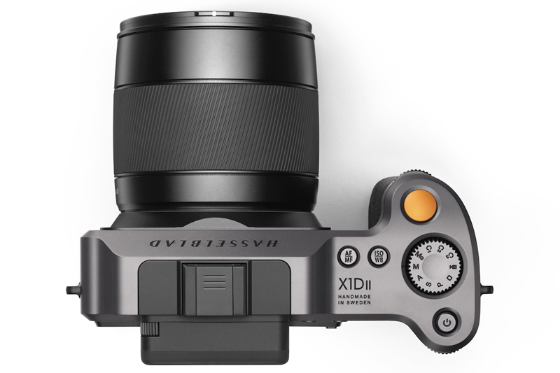 Hasselblad X1D II boutons