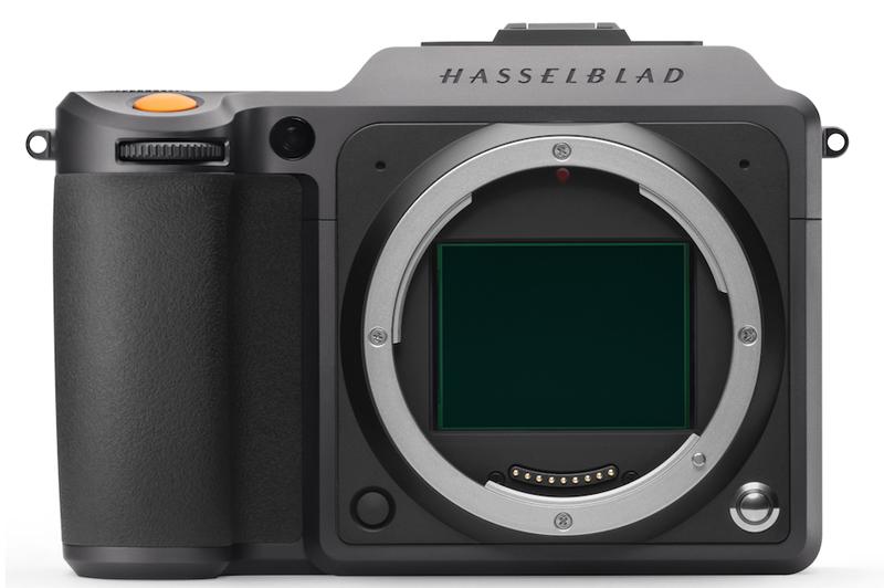 Capteur Hasselblad X1D II