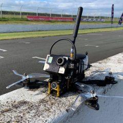 Interview de Fincky : Le drone Corsair sur le Drift Masters GP avec MengaFPV et Live Drone