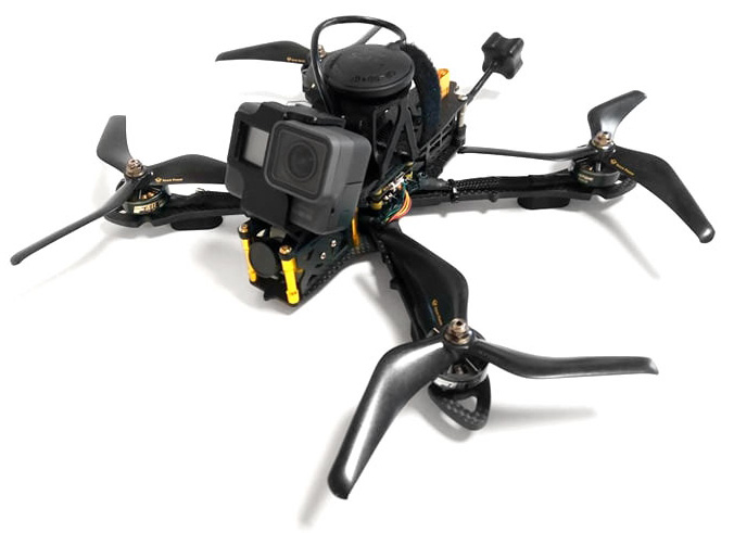 Drone racer Corsair