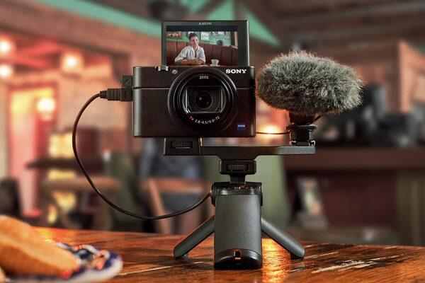 Sony RX100 VII Vlog