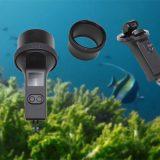 Le caisson étanche pour Osmo Pocket et l'extension Rod enfin disponibles !