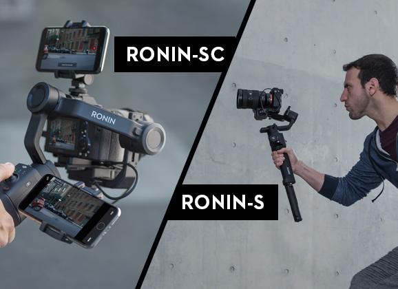 ronin-sc contre ronin-s