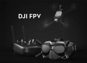 DJI FPV : le système numérique pour vos drones de course