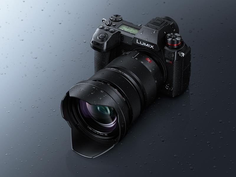 Objectif Lumix S Pro 24-70 f/2.8