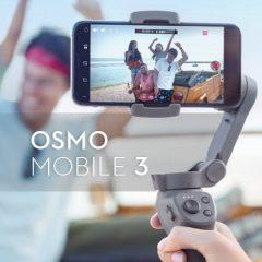 DJI Osmo Mobile 3 : la compacité et les performances